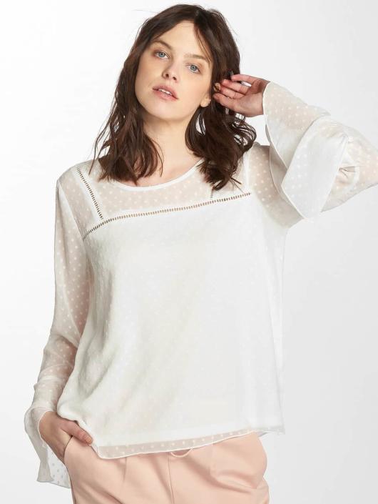 Only Pitkähihaiset paidat onlCarolina valkoinen
