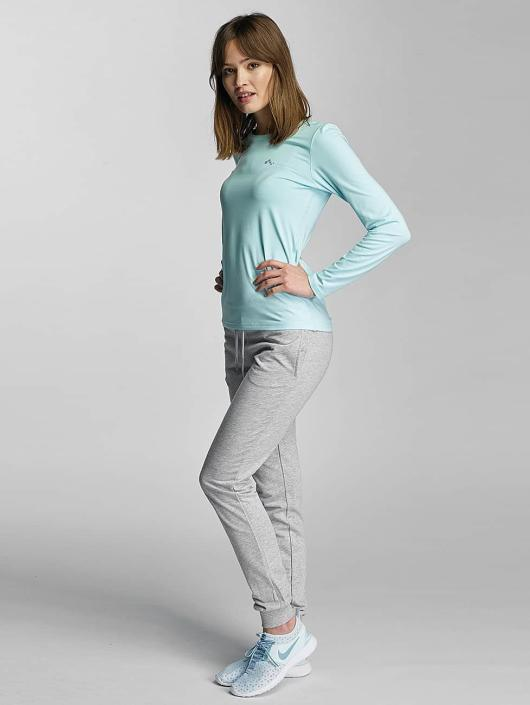 Only Play Longsleeve onpClaire Plain blau