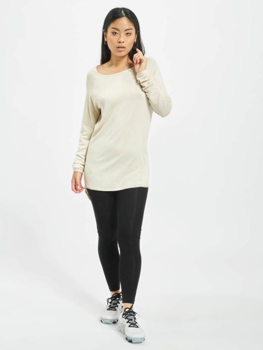 Only Pullover onlMila Lacy Long beige