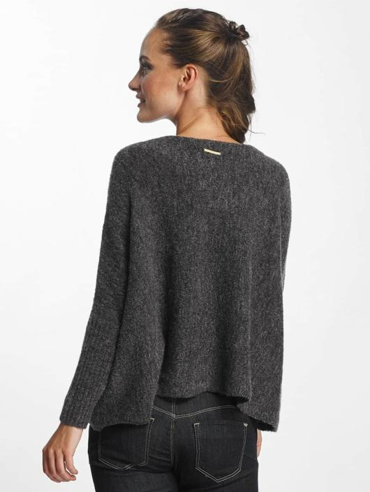 Only Pullover onlMeredith 7/8 Oversize grau