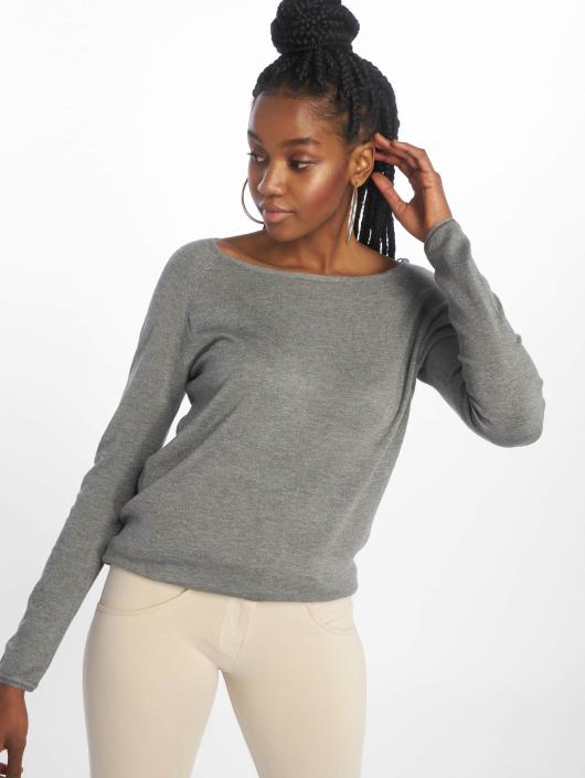 Only Pullover onlMila Lacy Long gray