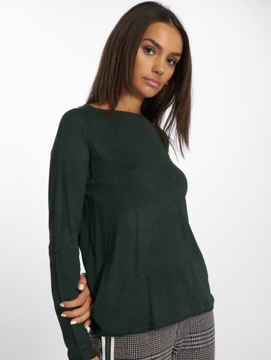 Only Pullover onlMila Lacy Knit green