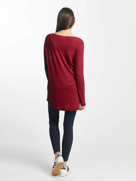 Only Pullover onlMila Lacy Long red