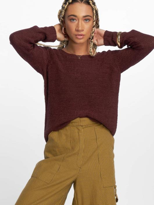 Only Pullover onlGeena Xo red