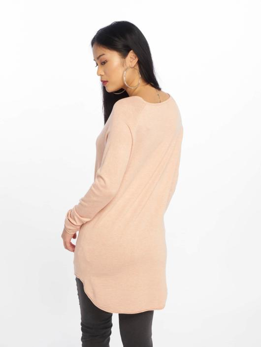 Only Pullover onlMila Lacy Long rosa