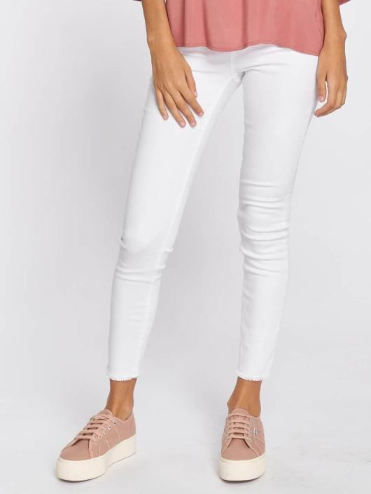 Only Skinny Jeans onlBlush bialy