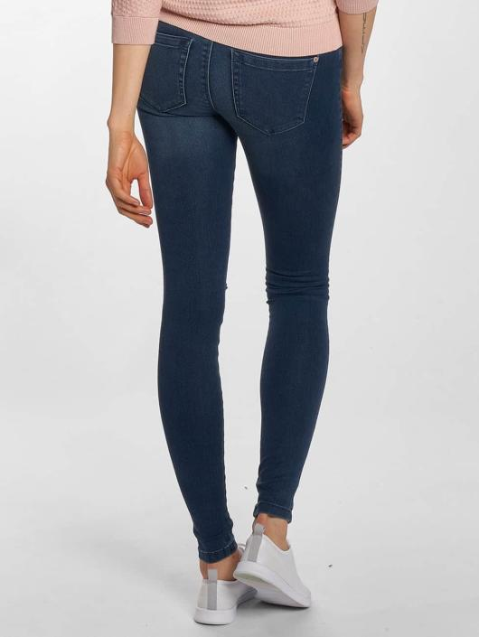 Only Skinny Jeans onlRoyal Regular Knee Cut blau