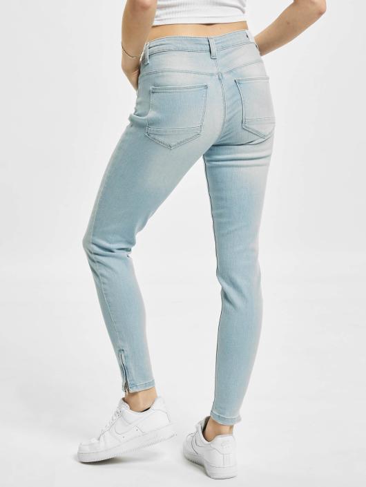 Only Skinny Jeans onlKendell Regular Ankle blau