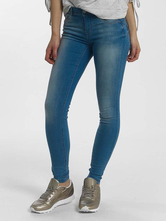 Only Skinny jeans onlAllan Reg Pushup blauw