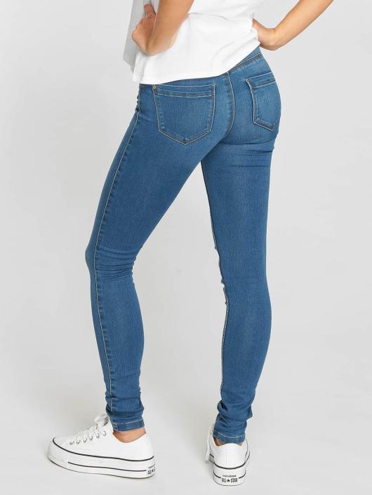 Only Skinny Jeans Soft Ultimeate Regular niebieski