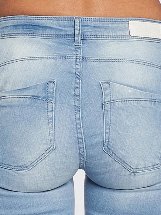 Only Skinny Jeans onlAllan Pushup niebieski