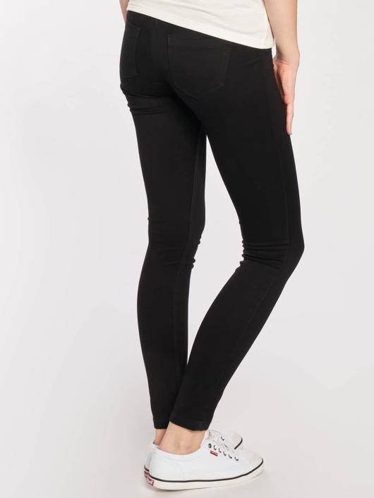 Only Skinny Jeans Soft Ultimate schwarz
