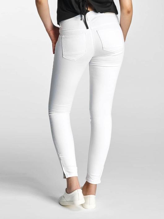 Only Skinny Jeans onlKendell Regular Ankle white