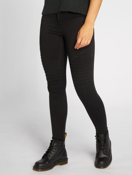 Only Skinny jeans onlROYAL Reg zwart