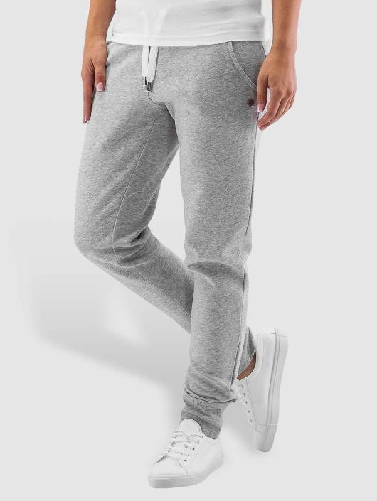 Only Spodnie do joggingu onlFinley szary