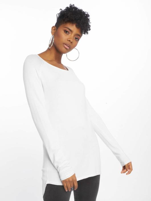 nouveaux styles 3e744 a1ce2 Only onlMila Lacy Long Sweatshirt Cloud Dancer