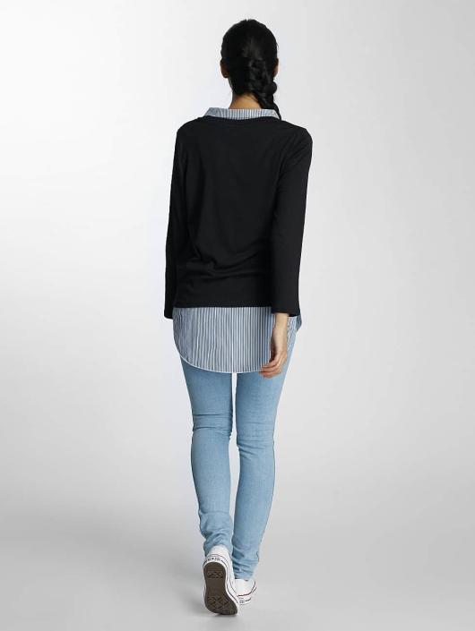 Only Swetry onlGina niebieski