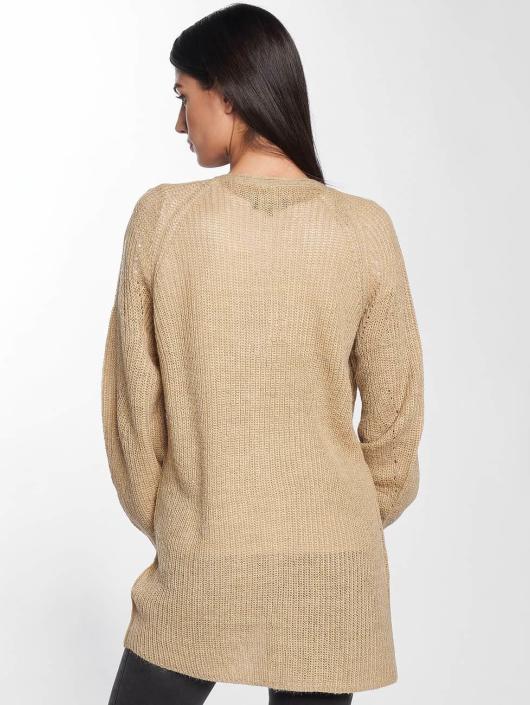Only Swetry rozpinane onlMonika Long bezowy