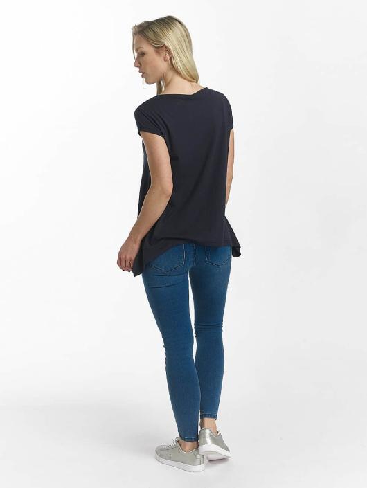 Only t-shirt onlUma blauw