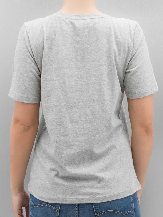Only T-Shirt onlFoil Print grey