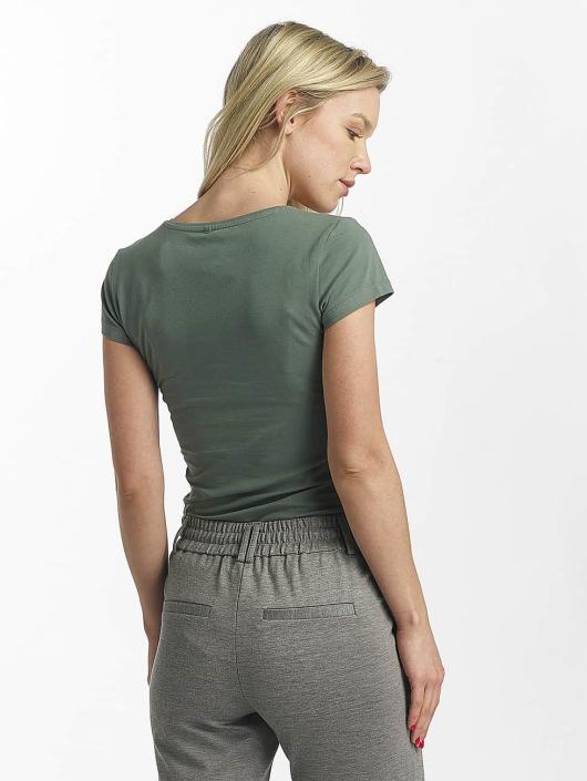 Only t-shirt onlLive grijs