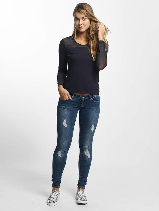 Only T-Shirt manches longues onlDilan bleu