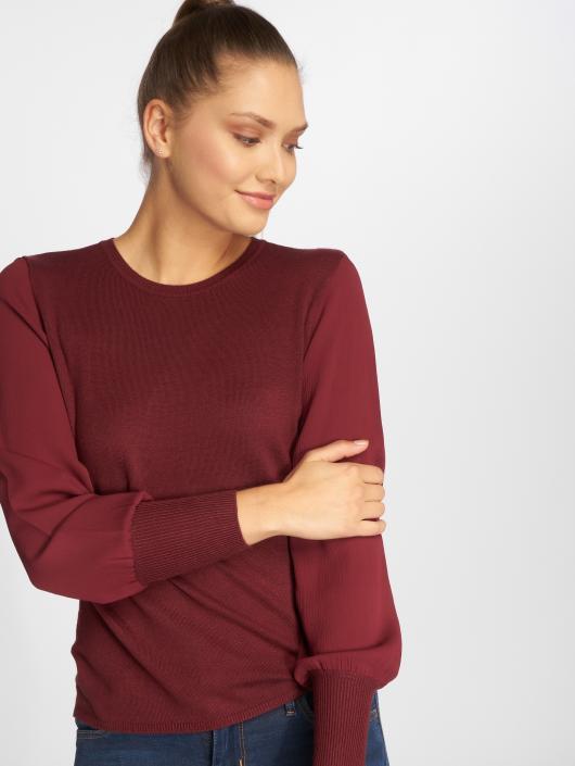 Only T-Shirt manches longues onlTamara rouge