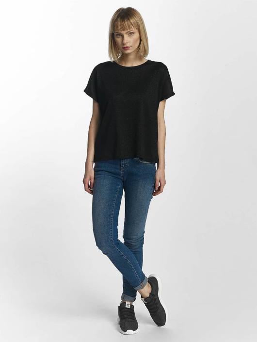 Only T-shirt onlSilvery Disco nero