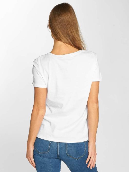 Only T-Shirt onlCos weiß