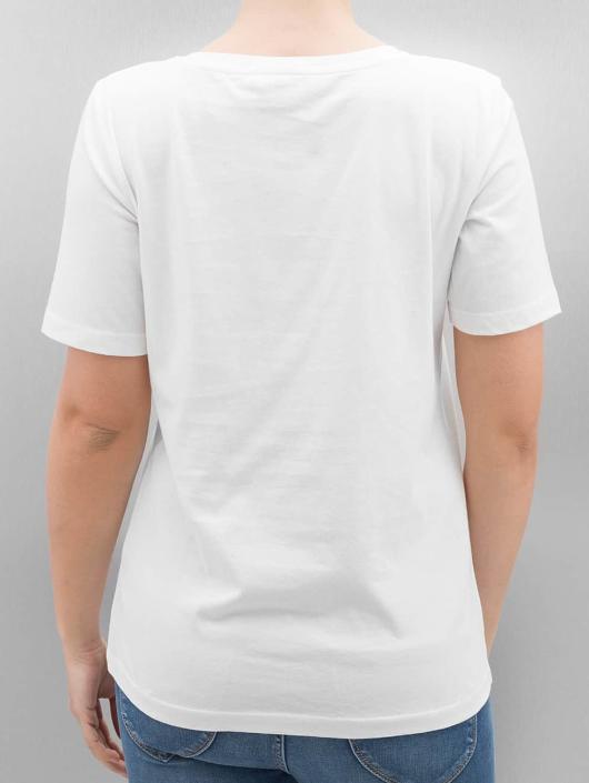 Only T-Shirt onlFoil Print white