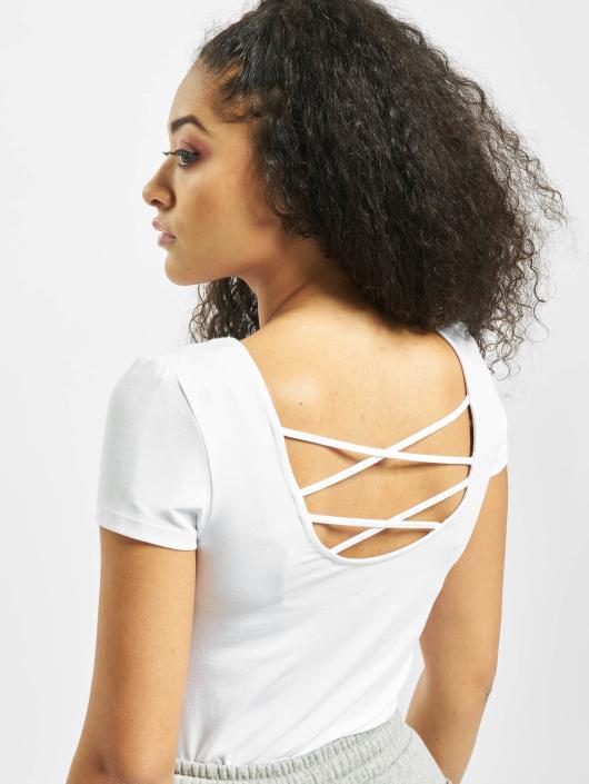 Only T-Shirt onlLive Love white