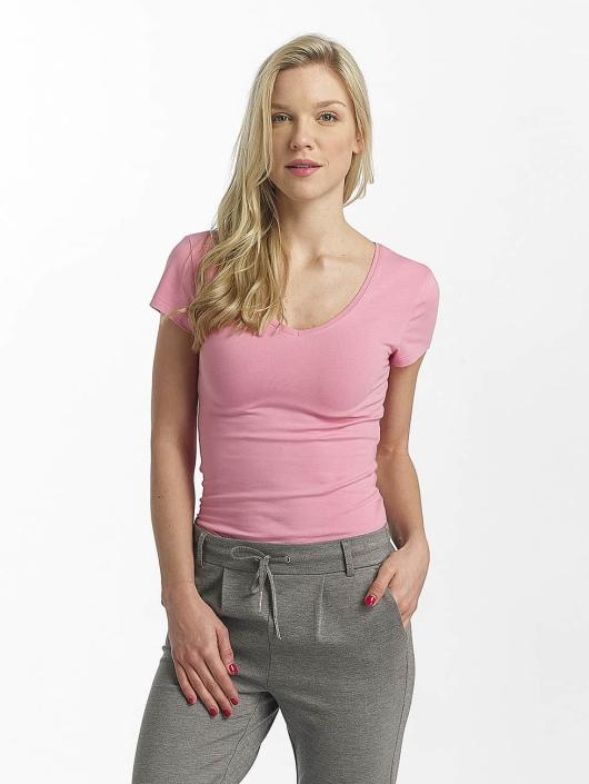 Only T-shirts onlLive pink