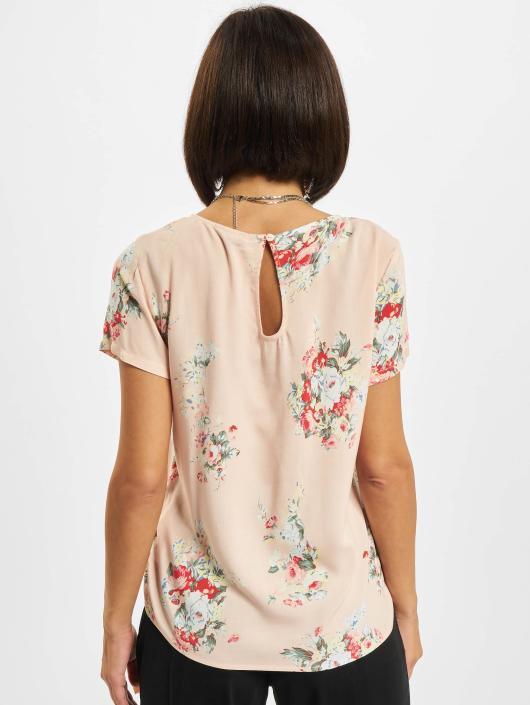 Only T-skjorter onlFirst rosa