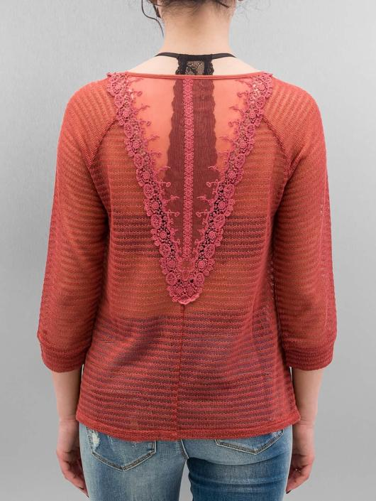 Only Top onlElvira Lace red