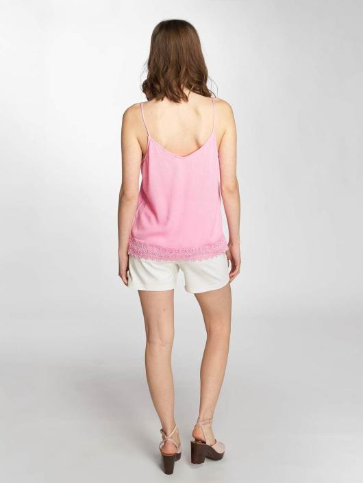 Only Tops sans manche onlMiami Crin magenta