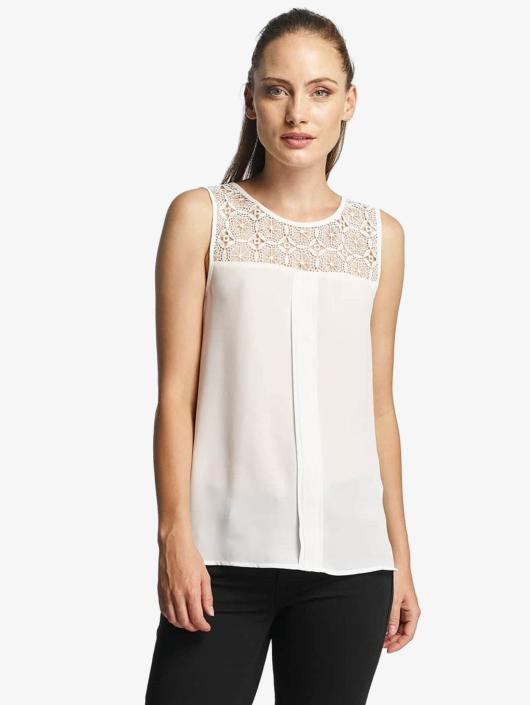 Only Tops onlVenice Lace bialy