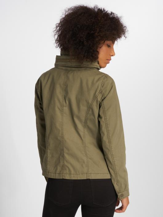 Only Transitional Jackets onlDoris khaki
