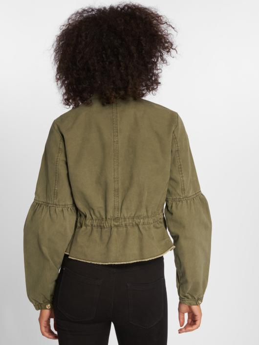 Only Transitional Jackets onlArianna Short Utility khaki