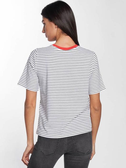 Only Tričká onlLive Love Trendy Stripe biela