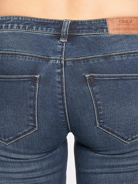Only Tynne bukser Coral Superlow blå