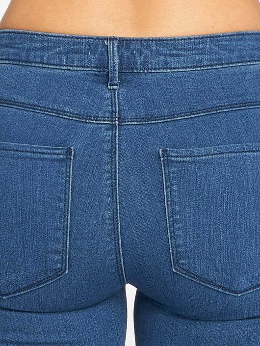 Only Tynne bukser onlRain Regular Knickers blå