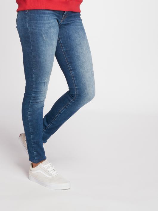 Only Tynne bukser onlShape Regular blå