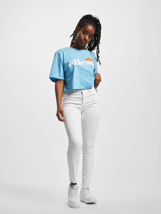 Only Tynne bukser onlBlush hvit