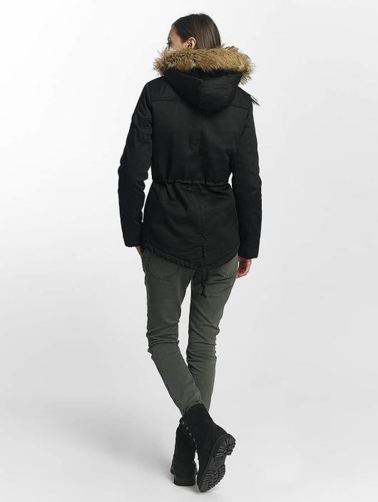 Only Winterjacke onlKate schwarz