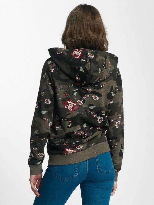 Only Zip Hoodie onlLiva camouflage