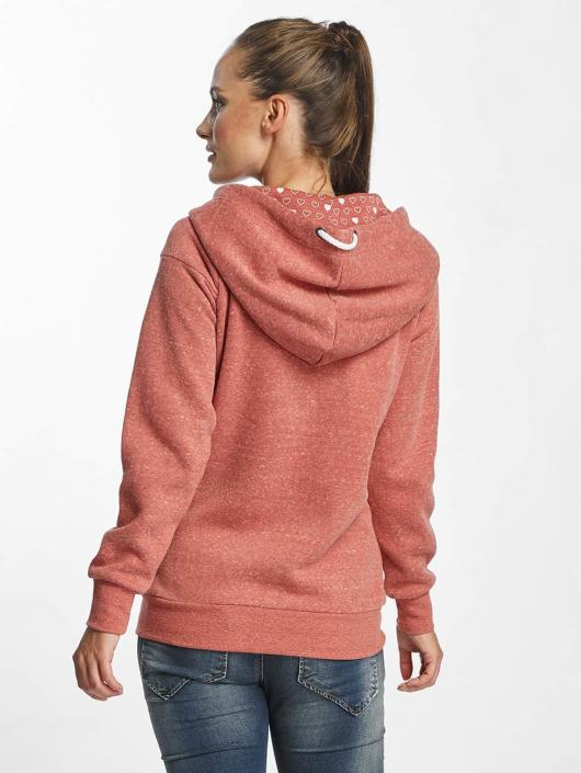Only Zip Hoodie onlLove rot