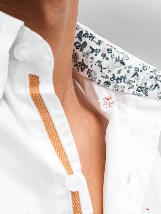 Open Shirt Stitch white