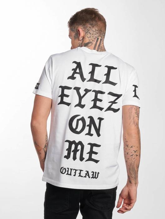 Outlaw T-Shirt Outlaw LA white