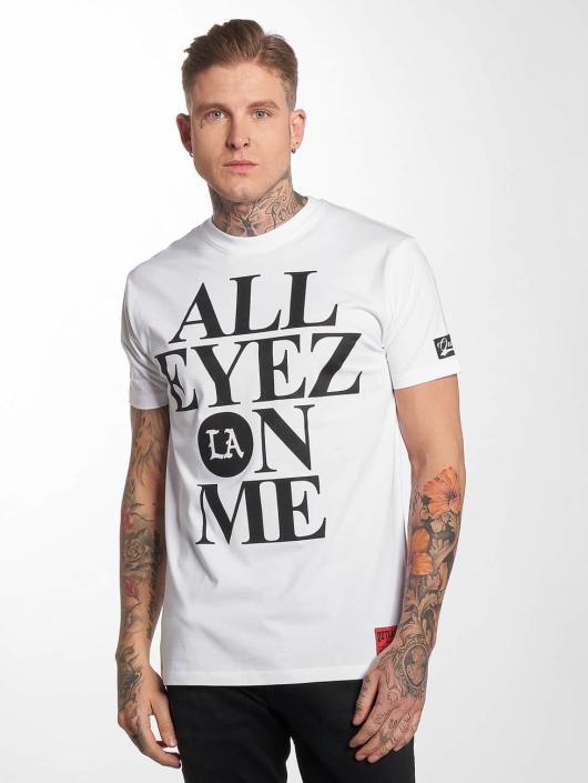 Outlaw Trika Outlaw T-Shirt bílý