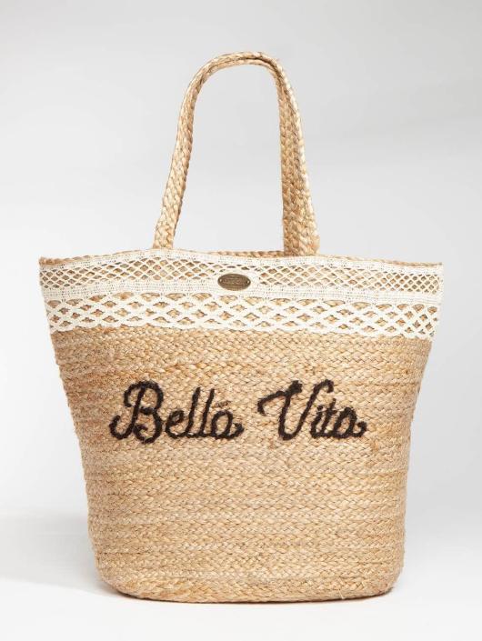 Oxbow Bag Frassino Straw beige